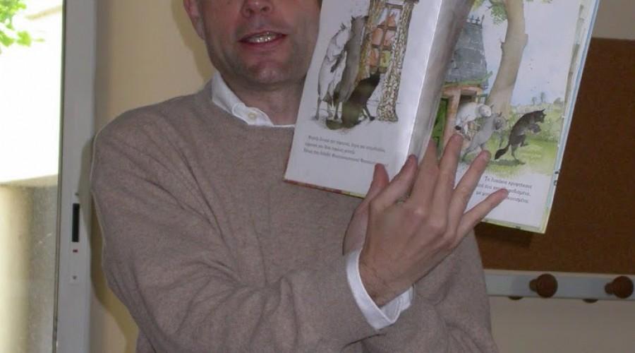 L'Heure du conte: rencontre à Salin-de-Giraud avec Gilles Decorvet