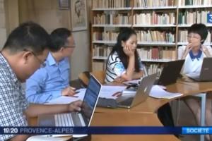 La Fabrique des traducteurs sur France 3