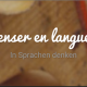 Rencontre « Penser en langues / In Sprachen denken » 2016 : appel à candidatures