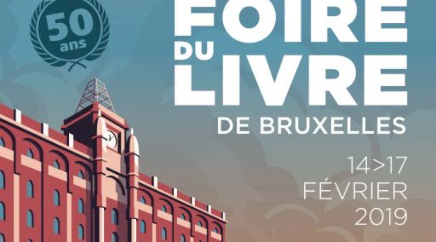 4e journée de la Traduction de la Foire du Livre de Bruxelles • 14 février 2019