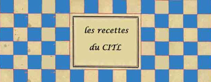 Les recettes du CITL : Zeytinyağlı fasulye