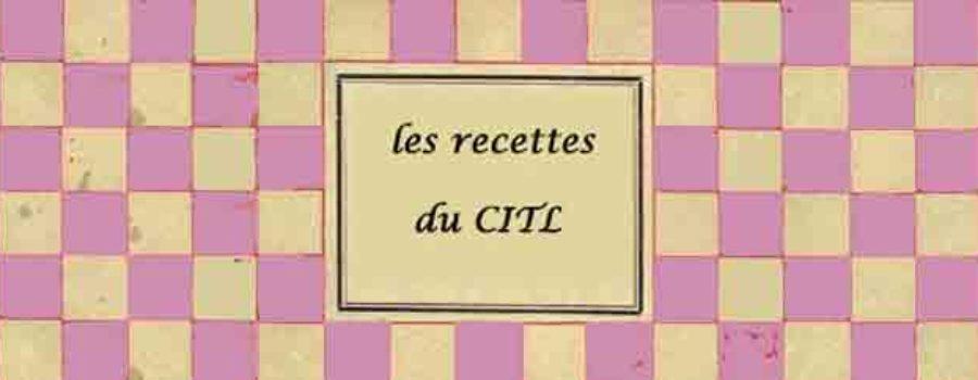 les recettes du CITL : Panna cotta