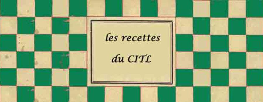 les recettes du CITL : couscous