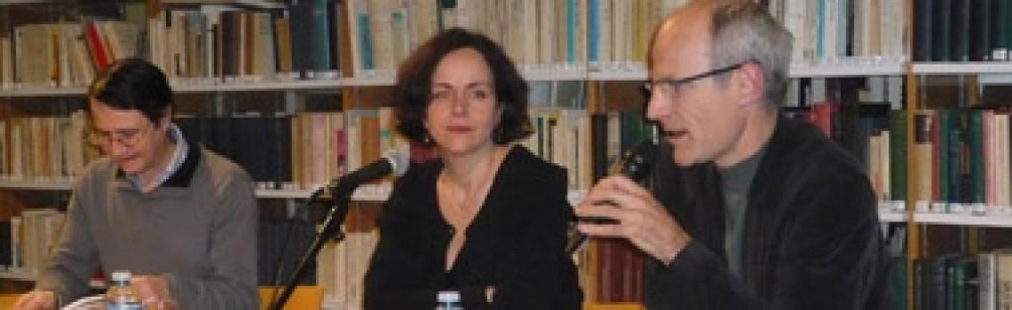 La rencontre entre Agnès Desarthe et Arnaud Rykner en images et en écoute