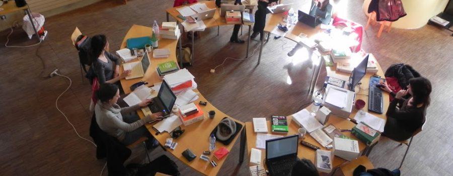 Soirée franco-italienne de la Fabrique des traducteurs le 25 mars 2011