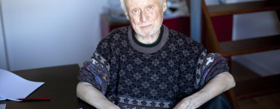 Coup de projecteur sur… Pierre Gallissaires, traducteur d'allemand et poète