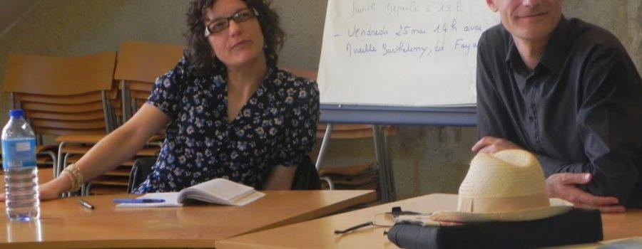 Journal de bord de la Fabrique franco-russe des traducteurs : vendredi 11 mai 2012