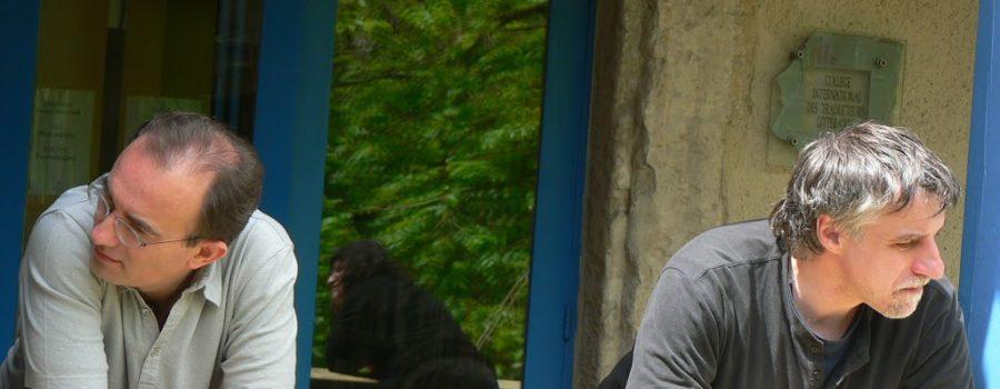 Journal de bord de la Fabrique franco-russe des traducteurs : 1er mai 2012