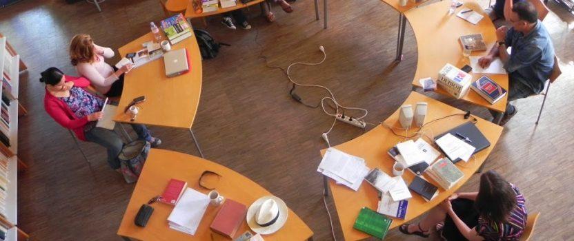 Emmanuelle Pireyre et la Fabrique européenne des traducteurs