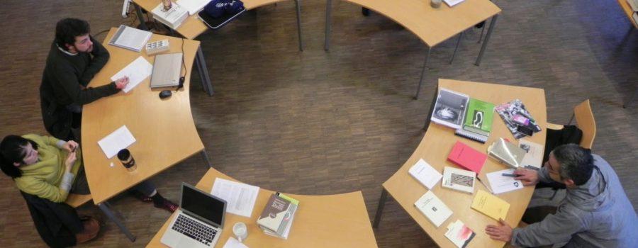 La Fabrique des traducteurs : Atelier français//polonais 2015