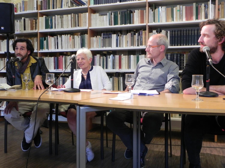 """Table ronde """"Traduire le théâtre"""" au Collège des traducteurs littéraires d'Arles"""