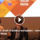 Rencontre avec Julia Reda du 2 octobre à Marseille : les vidéos du débat sur le site de l'ARL PACA