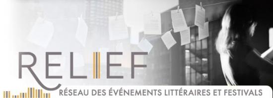 Communiqué RELIEF : La rémunération des auteurs lors des manifestations littéraires, une évidence