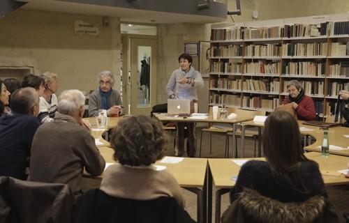 centre international des traducteurs litteraires Dominique Vittoz traductrice litteraire