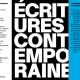 """La Cambre, école d'art et de design belge, lance """"L'atelier des écritures contemporaines"""""""