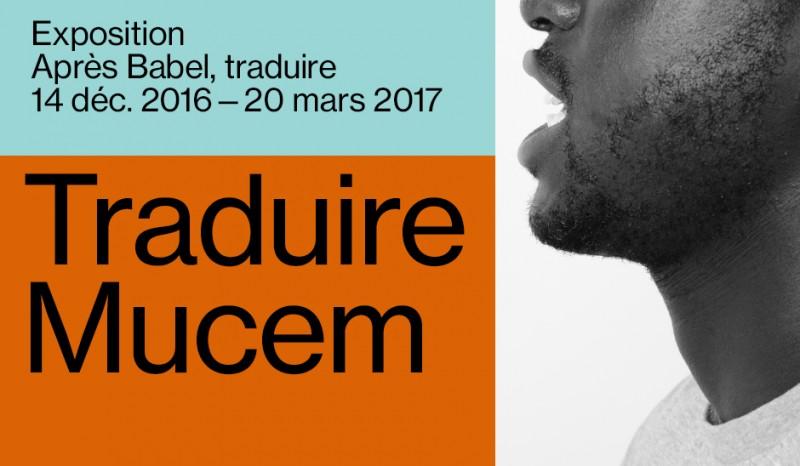 Jeux et enjeux de la traduction s'exposent au Mucem, à partir du 14 décembre 2016