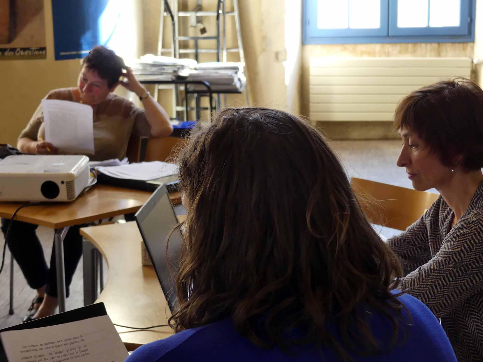 Atelier Anglais Francais 2019 Atlas Association Pour