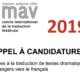 Appel à candidatures pour les aides à la traduction théâtrale 2019 de la Maison Antoine Vitez