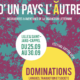 Dominations – Langues, traduction et société : Rendez-vous en septembre avec le festival D'un Pays l'Autre